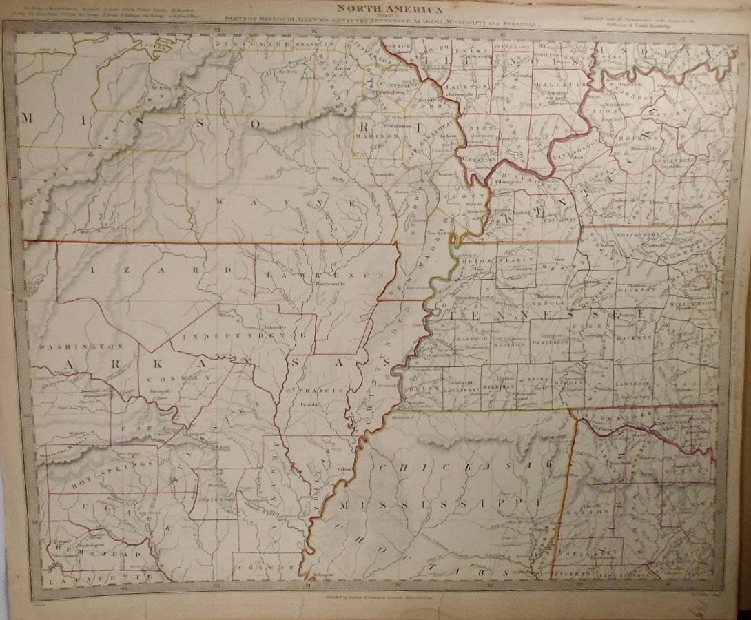 Map of North America: Parts of Missouri, Illinois, Kentucky, Tennessee, Map Of Arkansas And Tennessee Border on road map of tennessee, map of tennessee cities, map of tn and ms, map of southwest tennessee, map of crossett arkansas, map of mississippi and alabama, map kentucky and tennessee, map of ar, map mississippi and tennessee, map of arkansas tennessee-kentucky, map louisiana to tennessee, map of western tennessee, map of northeast arkansas,