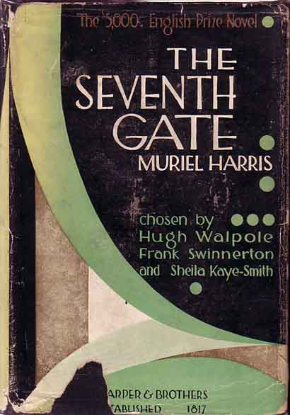 The Seventh Gate. Muriel HARRIS.