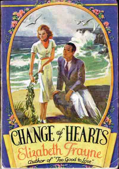 Change of Hearts. Elizabeth FRAYNE
