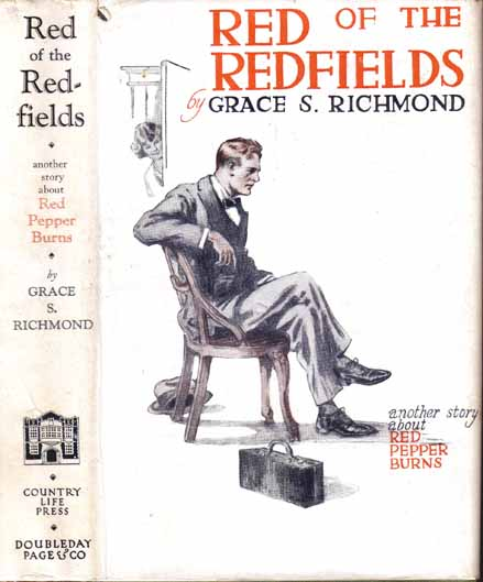 Red of the Redfields. Grace S. RICHMOND