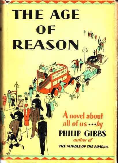 The Age of Reason. Philip GIBBS