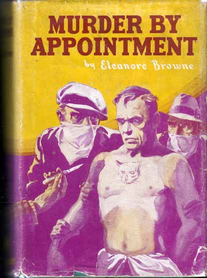 Murder By Appointment. Eleanore BROWNE.