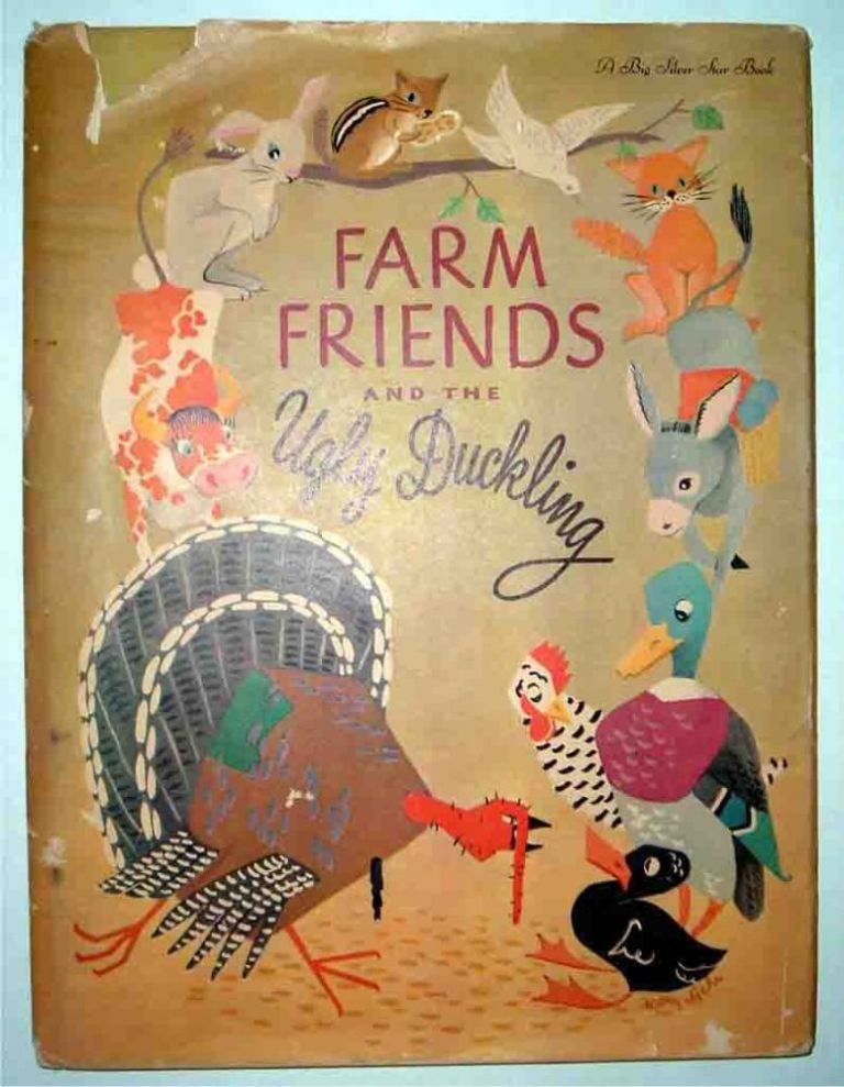 Farm Friends and the Ugly Ducking. Pauline ADAMS, Phoebe ERICKSON