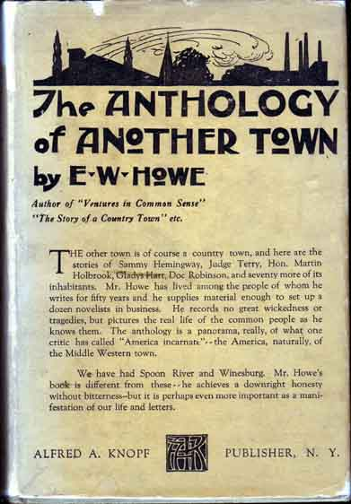 The Anthology of Another Town. E. W. HOWE