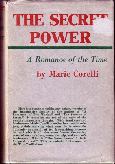 The Secret Power. Marie CORELLI