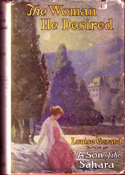 The Woman He Desired. Louise GERARD.