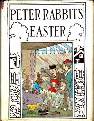 Peter Rabbit's Easter. Linda Stevens ALMOND