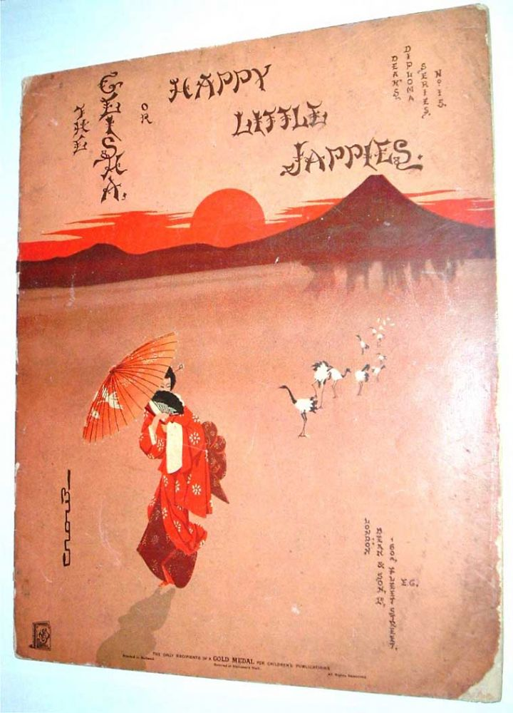 The Geisha, or Happy Little Jappies. ANONYMOUS