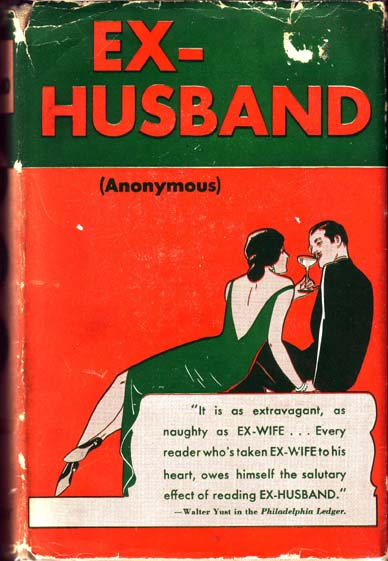 Ex-Husband. ANONYMOUS
