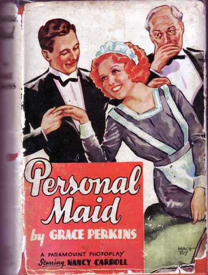 Personal Maid. Grace PERKINS.