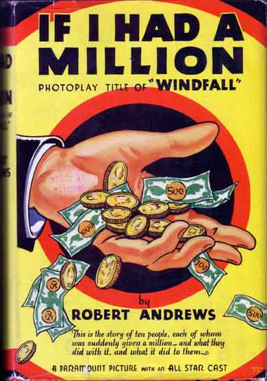 If I Had A Million. Robert ANDREWS.