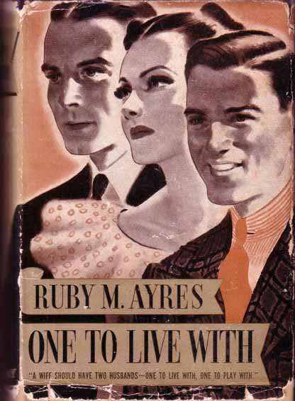 One To Live With. Ruby M. AYRES