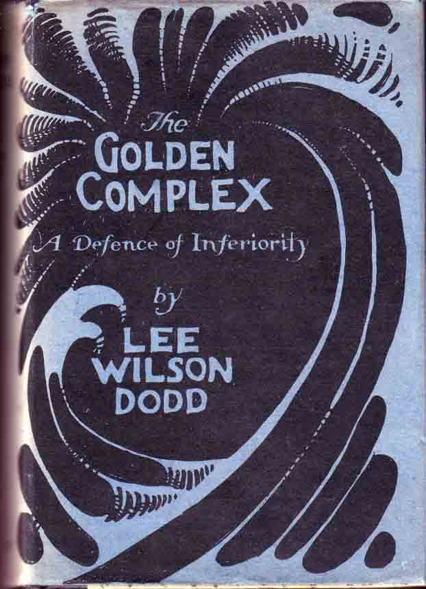 The Golden Complex. Lee Wilson DODD.