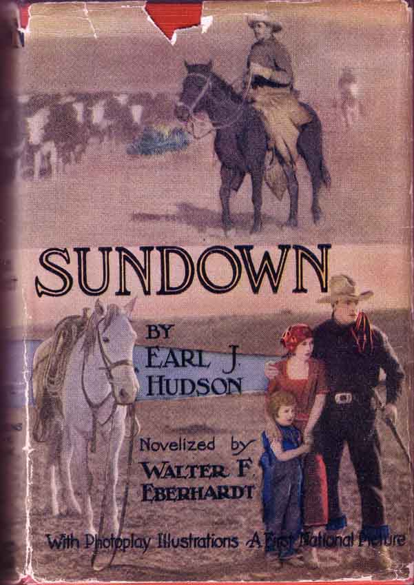 Sundown. Earl J. HUDSON.