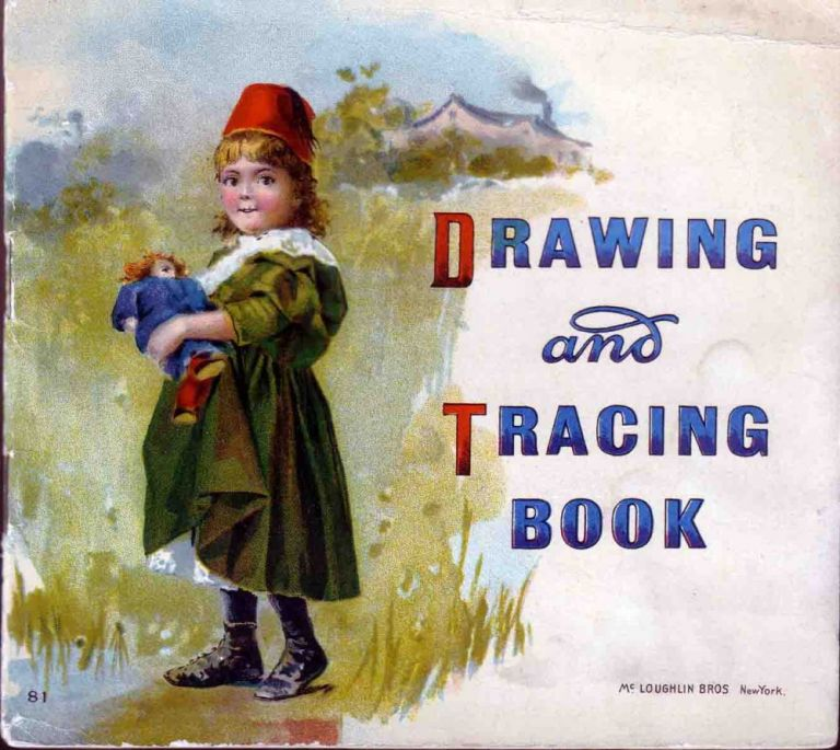 Drawing and Tracing Book. ANONYMOUS