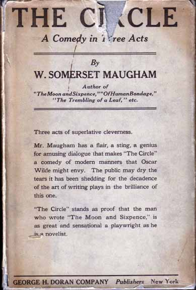 The Circle. W. Somerset MAUGHAM.