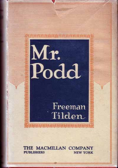 Mr. Podd. Freeman TILDEN.