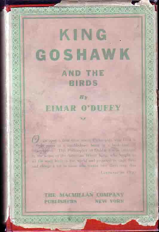 King Goshawk and the Birds. Eimar O'DUFFY