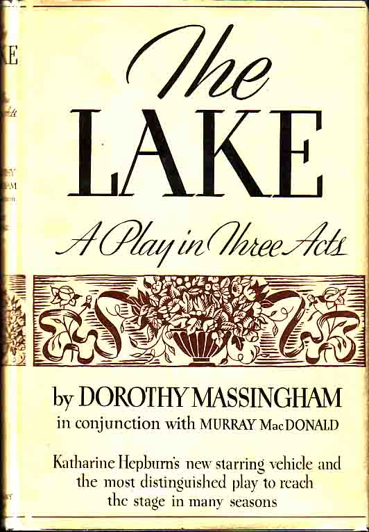 The Lake. Dorothy MASSINGHAM