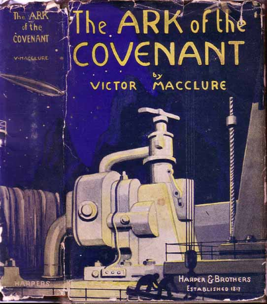 The Ark of the Covenant. Victor MACCLURE