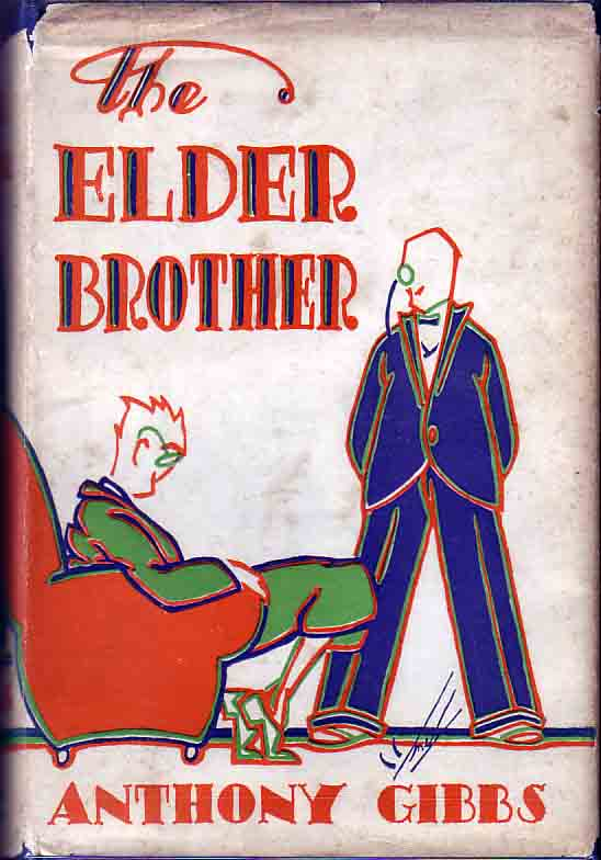 The Elder Brother. Anthony GIBBS.