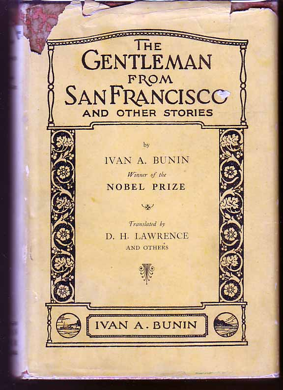 The Gentleman From San Francisco. Ivan A. BUNIN