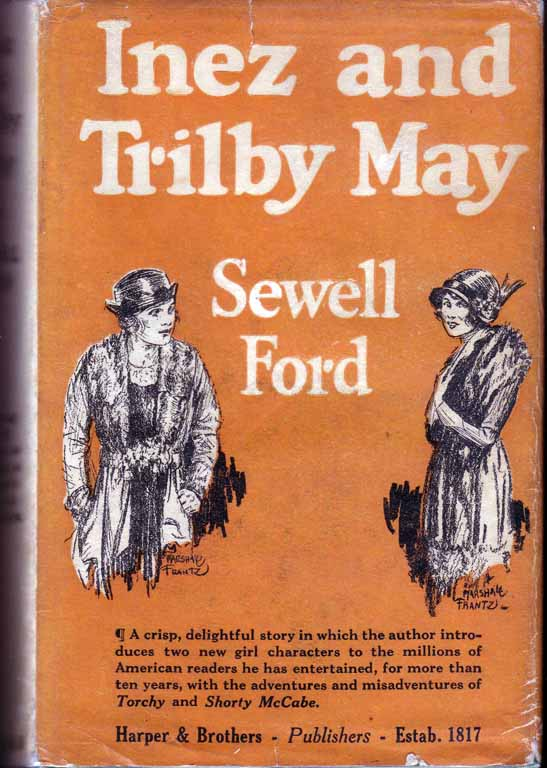 Inez and Trilby May. Sewell FORD