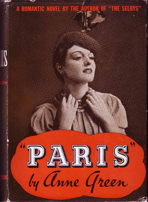 """Paris"" Anne GREEN"