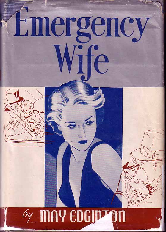 Emergency Wife. May EDGINTON