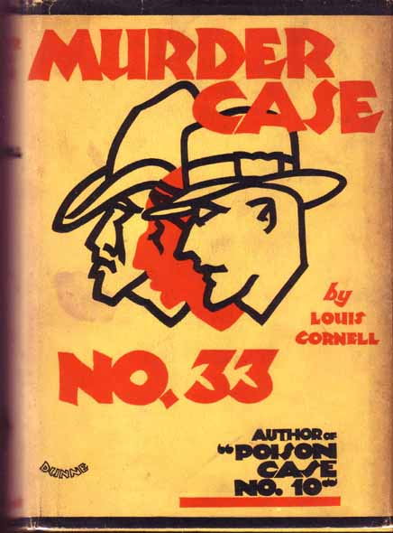 Murder Case No. 33. Louis CORNELL