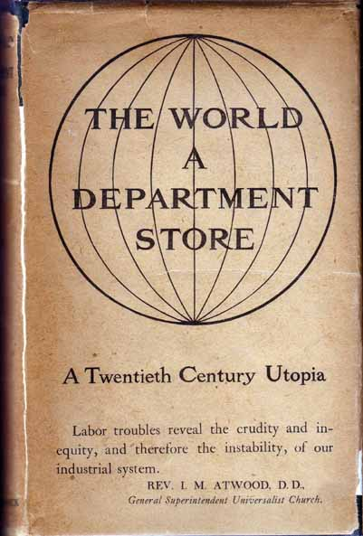 The World A Department Store. Bradford PECK.