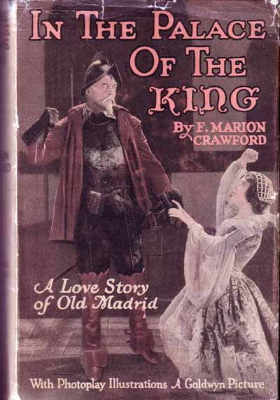 In The Palace Of The King. F. Marion CRAWFORD.
