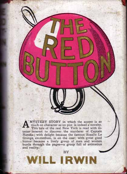 The Red Button. Will IRWIN