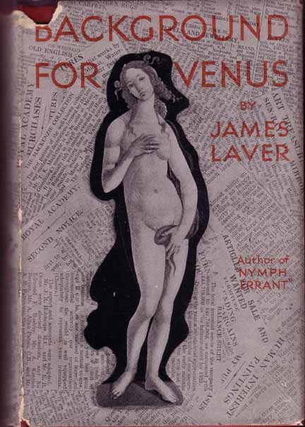 Background for Venus. James LAVER