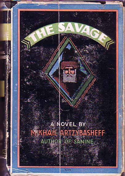 The Savage. Mikhail ARTZYBASHEFF.