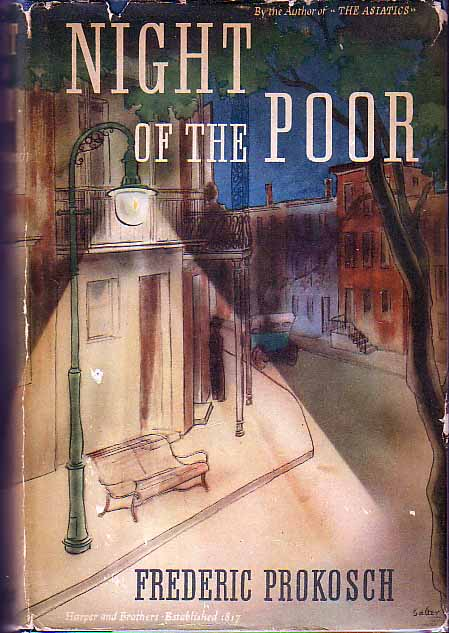 Night Of The Poor. Frederic PROKOSCH