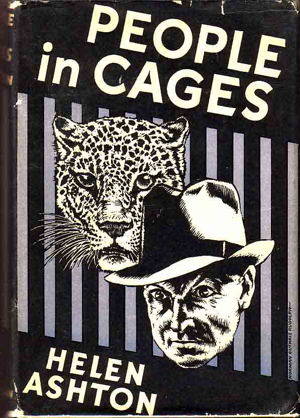People In Cages. Helen ASHTON