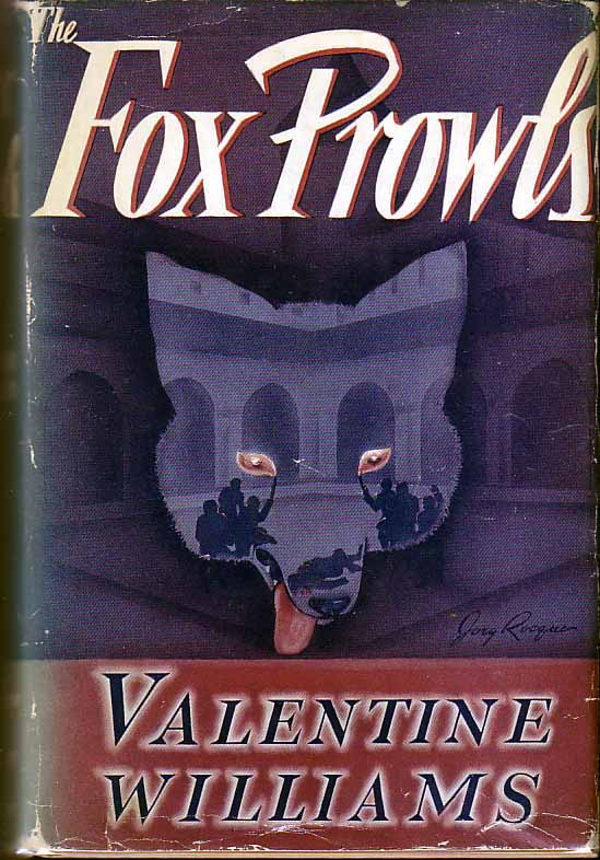 Fox Prowls. Valentine WILLIAMS