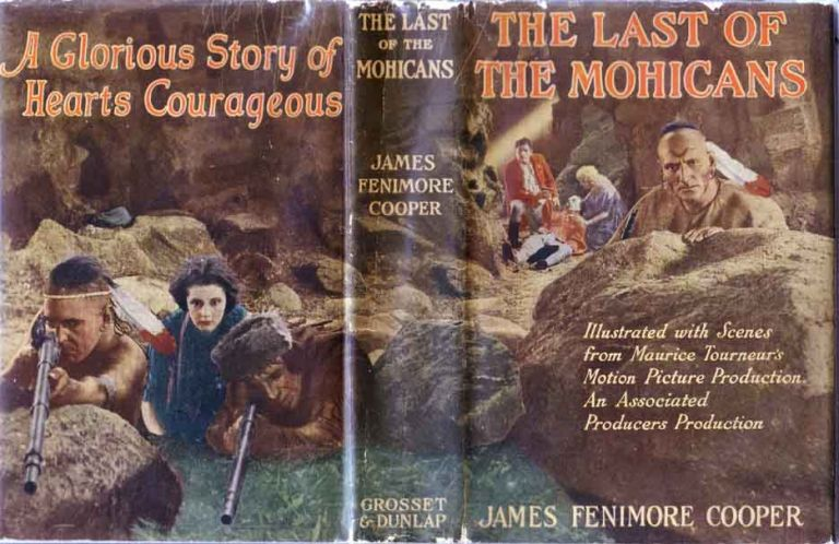 The Last of the Mohicans. James Fenimore COOPER.