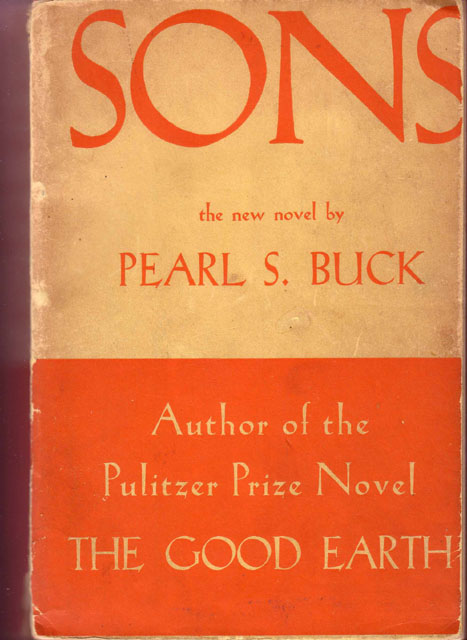 Sons. Pearl S. BUCK.
