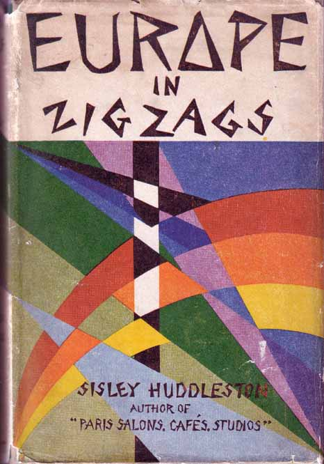 Europe in Zig Zags Social Artistic Literary and Political Affairs on the Continent. Sisley...