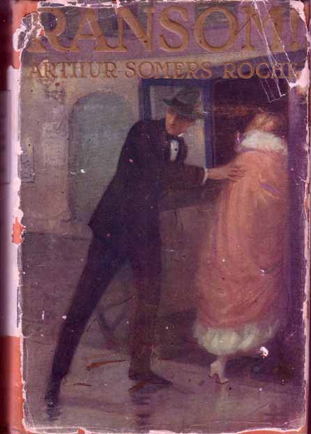 Ransom (BUSINESS FICTION). Arthur Somers ROCHE