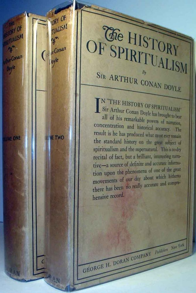 The History of Spiritualism. Arthur Conan DOYLE