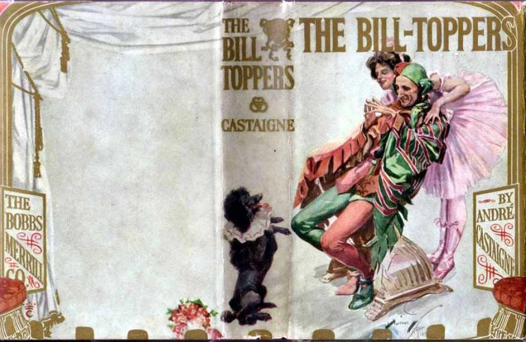 The Bill-Toppers (CIRCUS FICTION). Andre CASTAIGNE.