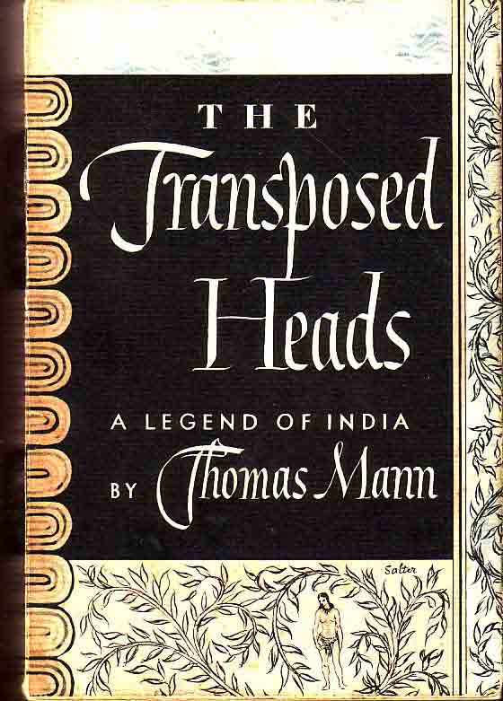 The Transposed Heads. Thomas MANN