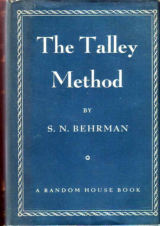 The Talley Method. S. N. BEHRMAN