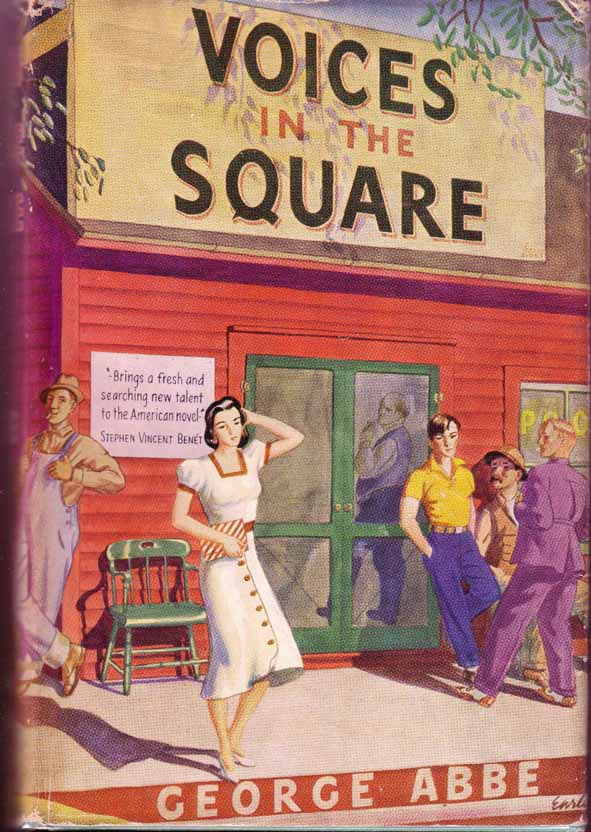 Voices in the Square. George ABBE.