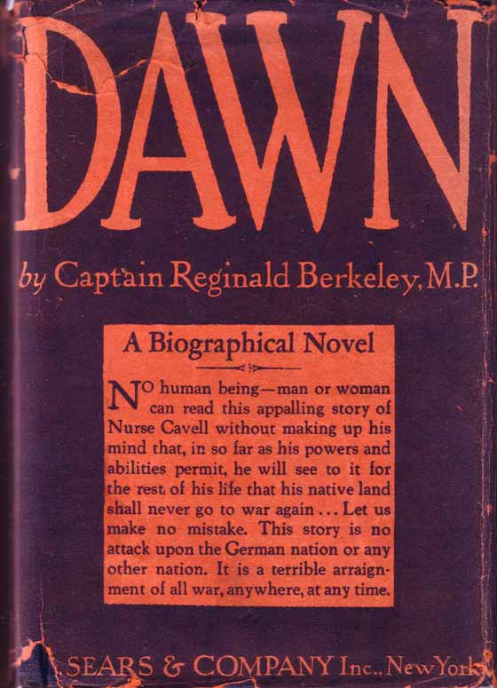 Dawn. Captain Reginald M. P. BERKELEY