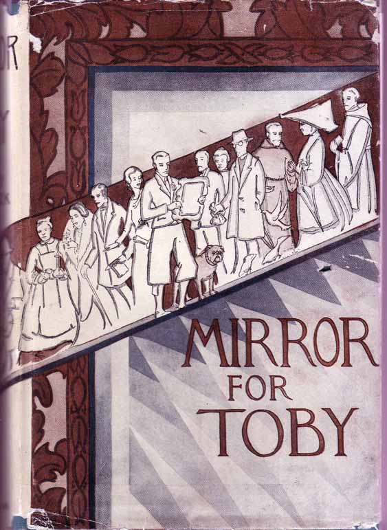 Mirror For Toby. Cecily HALLACK