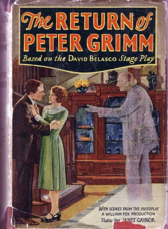 The Return of Peter Grimm. David BELASCO